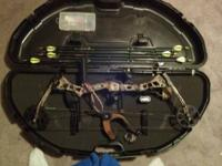 I have a new bow I bought a few months back, took it
