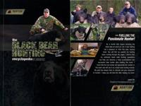 Bear hunting book for sale. Product in perfect
