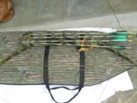 I have a Bear Polar 2 with 11 Arrows 4 w/broadheads and