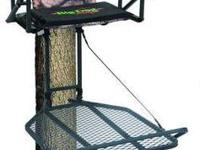BearCat XL Fixed Position Treestand. Used once. $50 obo