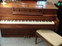 "A must see!! This gorgeous ""KIMBALL"" Piano Company of"