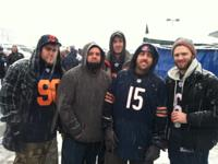 Bears Road Trip to Minneapolis !! Sun Dec 28, 2014