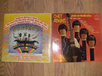 MAGICAL MYSTERY TOUR Album in good condition and cover