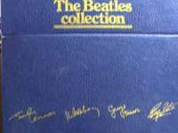 The Beatles Collection, 14 albums $75.00 Call Chris at