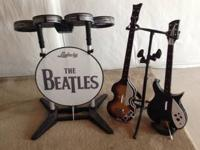 Limited Edition Beatles Rock Band set for Xbox