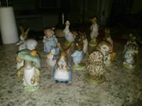 I have several Beswick Beatrix Potter figurines I am