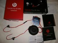 Description This Auction is for a NEW DR. Dre Tour with