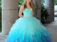 We are selling the hoop skirt with it. The dress and