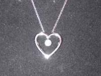 This is a new necklace and has never been worn. 14k