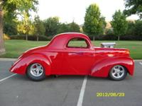 FOR SALE ? $79,500 (AWARD WINNING) 1941 WILLYS --
