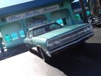 This is a beautiful 1965 Chevrolet Malibu SS. Equipped