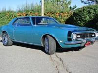 BEAUTIFUL! 1968 CHEVROLET CAMARO 327CID 2 SPEED POWER