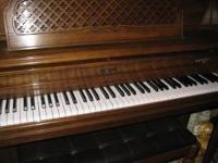 This Piano was made in the mid 70's. It's kimball. It