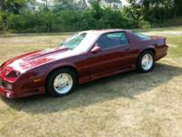 1991 chevy camaro 305 v8 .excellent condition .engine