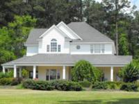 Lovely 2-story. Location: Louisville Ms. Country living