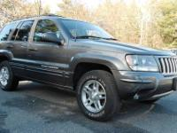 2004 Jeep Grand Cherokee Laredo Special Edition, 6 cyl,