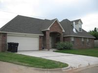 Beautiful 2008, 1842SF, 4bd, 2ba, 2car House in NW OKC
