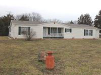 Under Contract!! Beautiful doublewide home on 3 acres