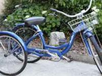 LIKE NEW CONDITION 3 WHEEL SCHWINN BIKE PLS CL
