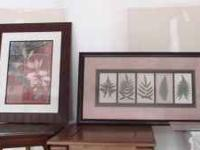Beautiful and Elegant Picture frames Like New Condition