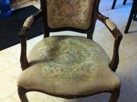 I am selling a beautiful antique chair. I was planning