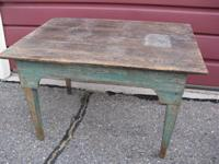 This is a Beautiful Rare Antique Table made between