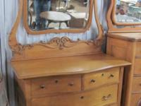 LOTS OF BEAUTIFUL ANTIQUE FURNITURE INCLUDING A