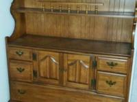 This buffet was my grandma's and is in great condition,