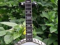 The was originally a 17 fret tenor banjo. The