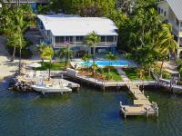 Beautiful bayfront home totally updated provides two
