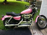 2010 Harley-Davidson Sportster 1200 CUSTOMBeautiful