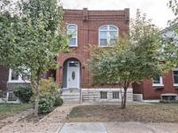 Beautiful brick home only a block from Tower Grove
