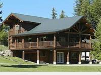 Beautiful Montana mountain cabin get away. This