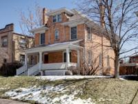 Beautiful Capitol Hill Denver Square 3Plex Multifamily