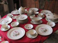 China bought New in 1957 in Germany Rosenthale