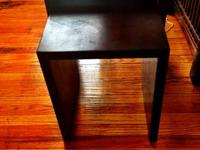 Classic and understated nesting tables. Originally