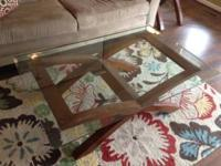 Beautiful Contemporary Coffee/End Table Set Very well