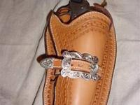 Let me custom make a holster, scabbard, belt or