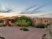 Beautiful Custom Santa Fe / Territorial home located in