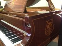 This piano is a one owner, and sold for $19,995.00 new.