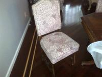 I am selling a set of 8 sofa cushion dining room