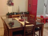 Beautiful Dining Table And 6 Chairs For Sale. Table Top