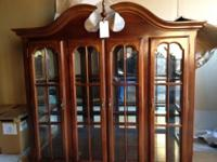 Excellent condition table with six chairs for only