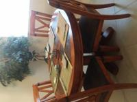 Show case dinning room furniture! Like new, used three