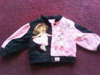 Beautiful Dora Jacket. These cost $50 @the store. Still