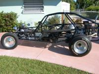 Beautiful VW Dune/Rail Buggy for sale. This buggy was
