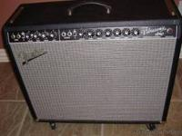 One phenomenal amp for clean or blues tone. My Rock