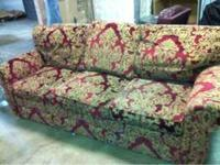 Really nice well built sofa cash or trade of gun
