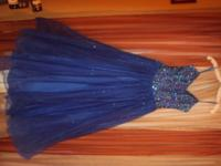 Prom dress size 6 for sale -- homecoming will soon be