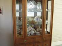 Elegant Thomasville Accolade II buffet/china/hutch
